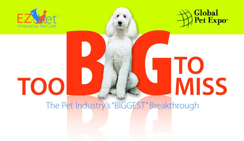 Global pet expo_ ez vet