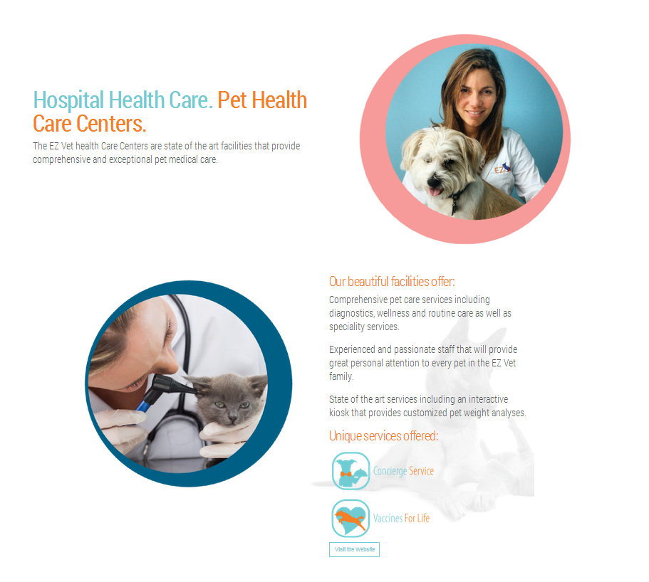 ez vet pet health care center miami