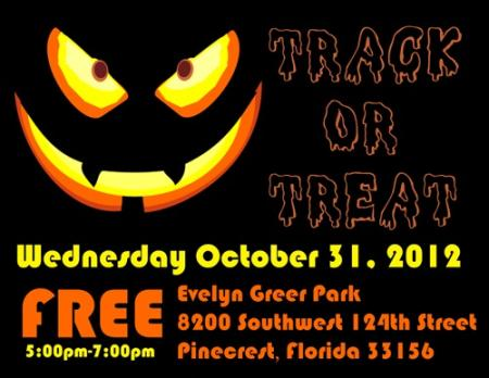 track or treat ez vet